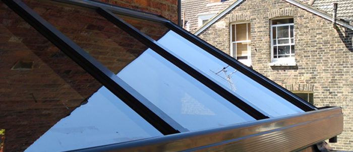 glass roofing the benefits of choosing a glass roof