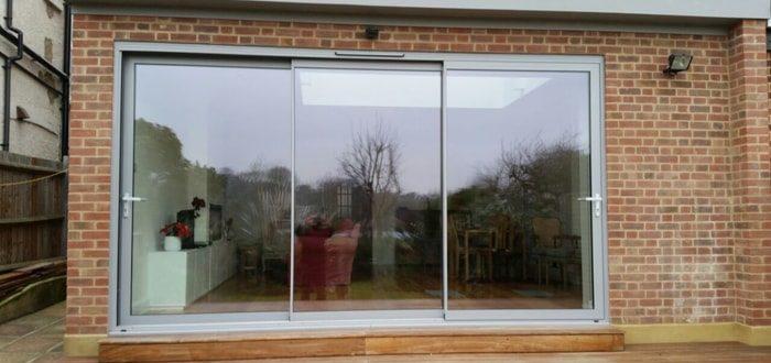 Aluminum Windows And Bifold Doors London Bespoke Glazing