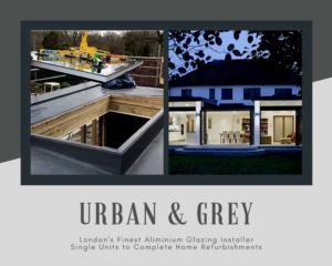 Sky Lanterns London SkyLights Roof Windows Light Urban Design Installation Home Refurbishments Bespoke Made To Measure