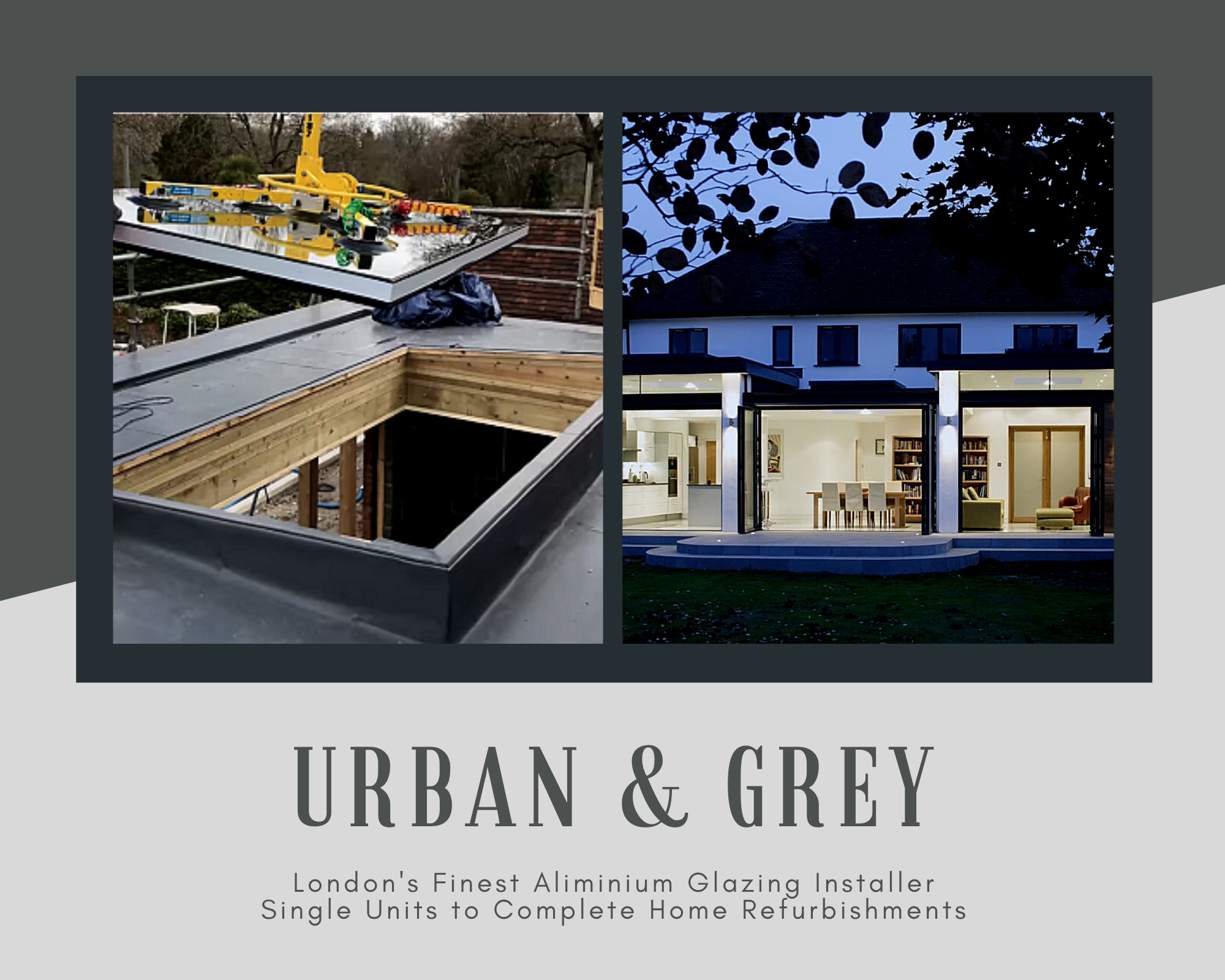 Sky Lanterns London SkyLights Roof Windows Light Urban Design Installation Home Refurbishments Bespoke Made To Measure