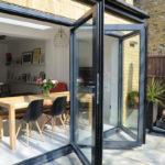 london aluminium bo fold doors