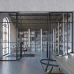 London Made To Measure Aluminium Pivot Folding Sliding Internal Doors Surrey Invisible Hinges Colour Frames - Portapivot -