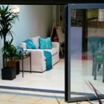 Aluminium Bi Fold Doors London Bespoke Manufacturer