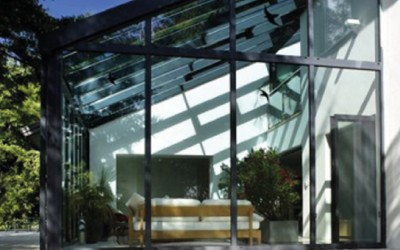 aluminium curtain walling