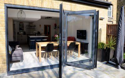 aluminium windows doors london