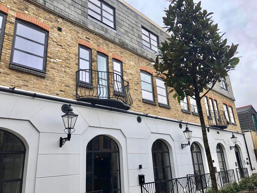 bespoke aluminium windows doors london retrofit