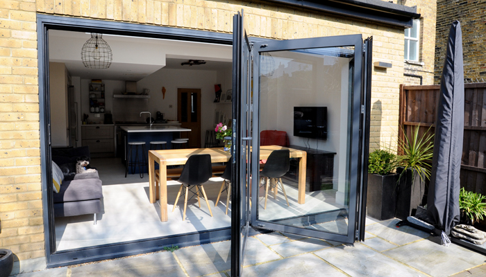 aluminium windows doors london